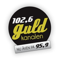 Logo of radio station Guldkanalen 102.6 FM