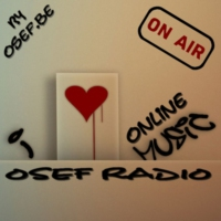Logo of radio station Osef Radio