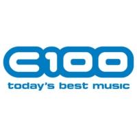 Logo of radio station C100 FM
