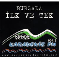 Logo of radio station Bursa Karadeniz FM