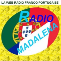 Logo of radio station Radio Madalena