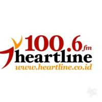 Logo of radio station Heartline Fm 100.6