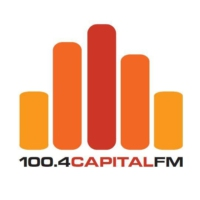 Logo of radio station Capital FM 100.4