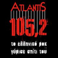 Logo of radio station Atlantis FM 105.2 FM
