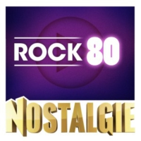 Logo of radio station Nostalgie Rock 80