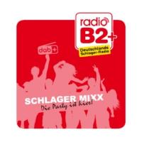 Logo de la radio radio B2 100% Schlager MIXX
