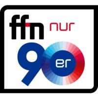 Logo of radio station ffn- nur 90er