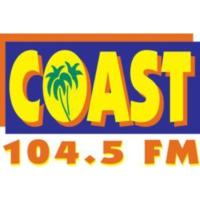 Logo of radio station KSTT Coast 101.3