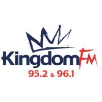 Logo of radio station Kingdom FM