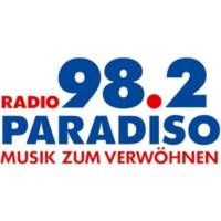 Logo of radio station Radio Paradiso 98.2 FM