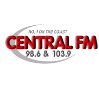 Logo of radio station Central 98.6 FM