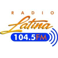 Logo of radio station XLTN Radio Latina 104.5