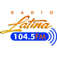 Logo of radio station XLTN Radio Latina 104.5