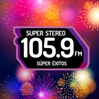 Logo of radio station Super Stereo 105.9 FM