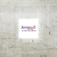 Logo de la radio Antena 8 100.1 FM