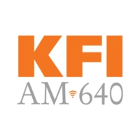 Logo of radio station KFI AM 640