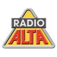 Logo de la radio Alta 100.7 FM
