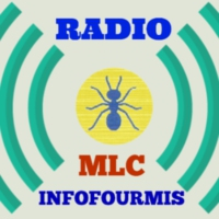Logo of radio station MLC RADIO  INFOFOURMIS