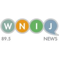 Logo de la radio WNIJ News 89.5