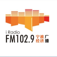 Logo of radio station 宁波经济广播 - Ningbo radio