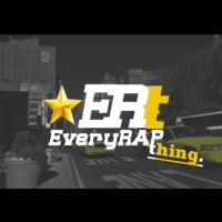 Logo of radio station Everyrapthing