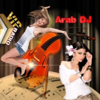 Logo of radio station Arab DJ
