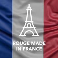 Logo de la radio Rouge Made in France