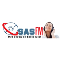 Logo of radio station SASFM