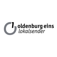 Logo of radio station Oldenburg Eins