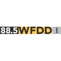Logo of radio station WFDD NPR 88.5 FM