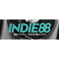 Logo of radio station CIND Indie 88