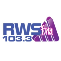 Logo of radio station RWSfm 103.3