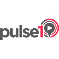 Logo of radio station Pulse 1 for West Yorkshire