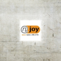 Logo of radio station NJOY Radio