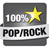 Logo de la radio Hit Radio - 100% POP ROCK