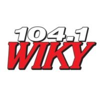 Logo of radio station 104.1 WIKY