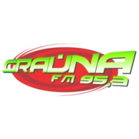 Logo of radio station Rádio Grauna