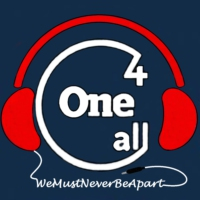 Logo of radio station All4One