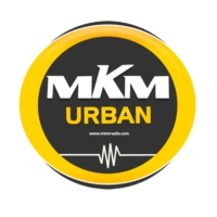 Logo of radio station MKM URBAN