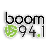 Logo of radio station Boom 94.1