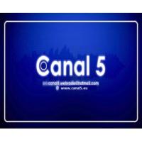 Logo of radio station Canal 5