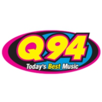 Logo of radio station KQXY Q94