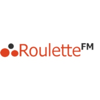 Logo of radio station Roulette FM