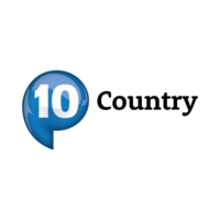 Logo de la radio P10 Country