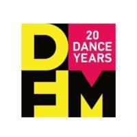 Logo de la radio Радио DFM - CLUB