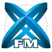 Logo of radio station XFM Norre Lyngby 107.4 FM