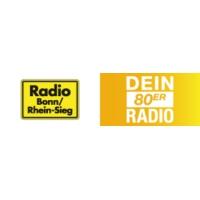 Logo of radio station Radio Bonn/Rhein-Sieg – Dein 80er Radio