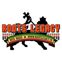 Logo of radio station Roots Legacy Radio