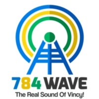 Logo of radio station 784WAVE