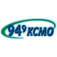 Logo of radio station KCMO